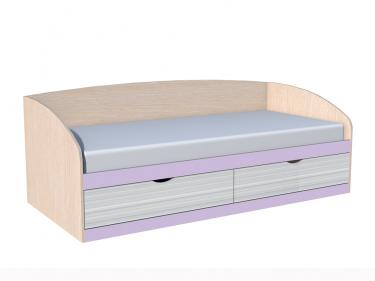 Кровать НМ 008.63-01