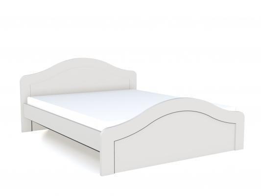 Кровать (с основанием, без матраса) НМ 008.31-02
