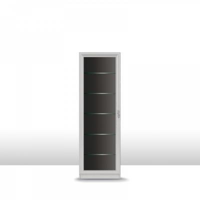 Шкаф 600 со стеклом (3) ГТ.0117.303