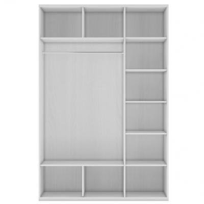 Шкаф 3-х дверный (корпус) СП.0110.403