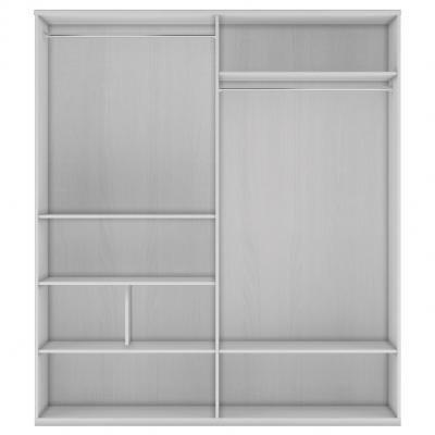 Шкаф 4-х дверный (корпус) СП.0110.404