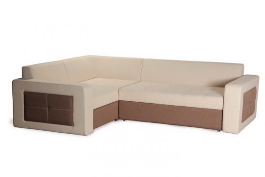 Угловой диван Ваниль-1