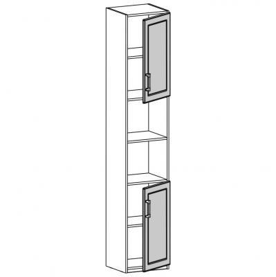 Шкаф одностворчатый (18.211.02)-1