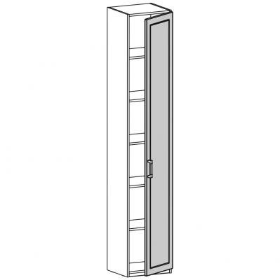Шкаф одностворчатый (18.211.05)-1