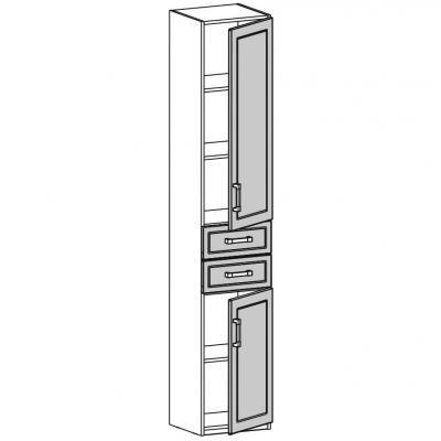 Шкаф одностворчатый (18.211.08)-1