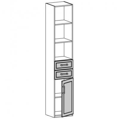 Шкаф одностворчатый (18.211.11)-1