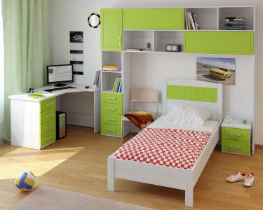 Подростковая комната Teen`s Home 2