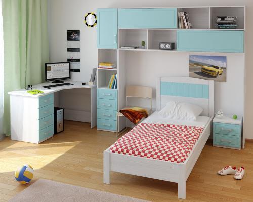 Подростковая комната Teen`s Home 2-1