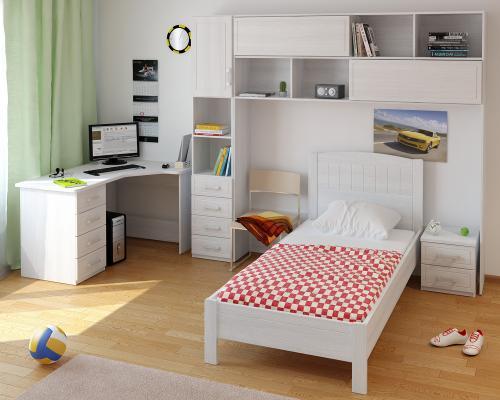 Подростковая комната Teen`s Home 2-2