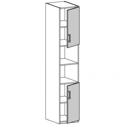 Шкаф одностворчатый (17.201.02)-1
