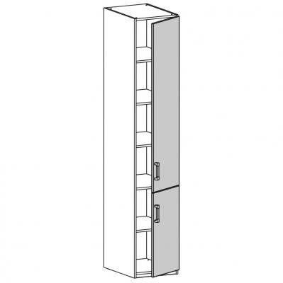 Шкаф одностворчатый (17.201.04)-1
