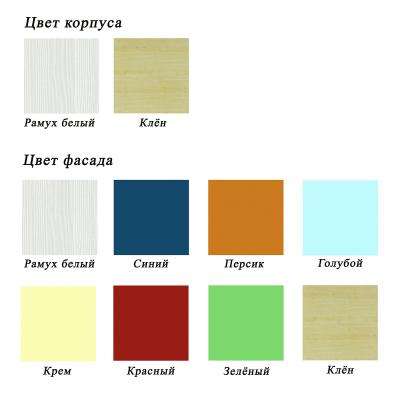 Шкаф одностворчатый (17.201.05)-2