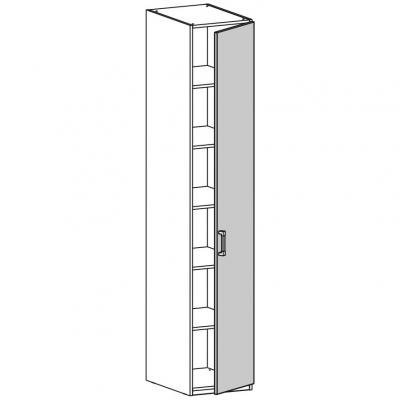 Шкаф одностворчатый (17.201.05)-1