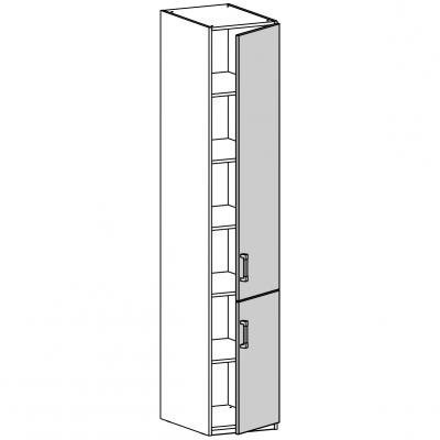 Шкаф одностворчатый (17.211.04)-1