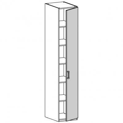 Шкаф одностворчатый (17.211.05)-1