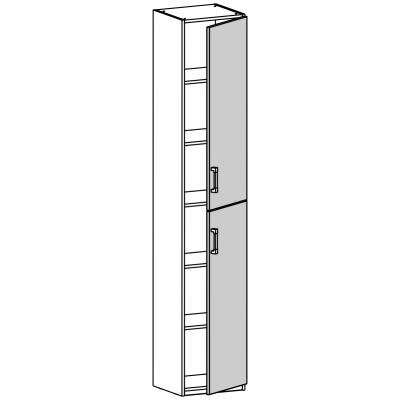 Шкаф одностворчатый (17.211.09)-1