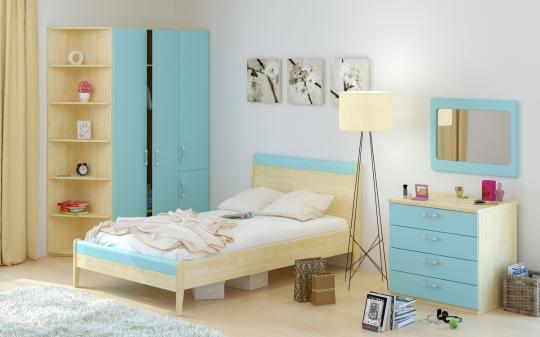 Подростковая комната Teen`s Home вариант №1