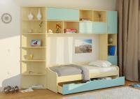 Подростковая комната Teen`s Home вариант №6