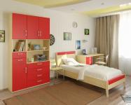 Подростковая комната Teen`s Home вариант №14