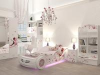 Детская комната Фея со стразами Сваровски