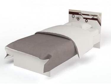 Кровать классика EX-1002 Extreme с рисунком