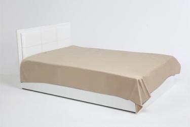 Кровать классика EX-1002/2 Extreme с кожаным изголовьем и подъемным механизмом