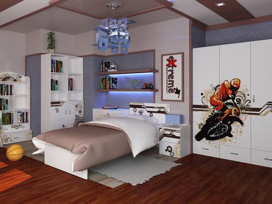 Детская комната Extreme-2