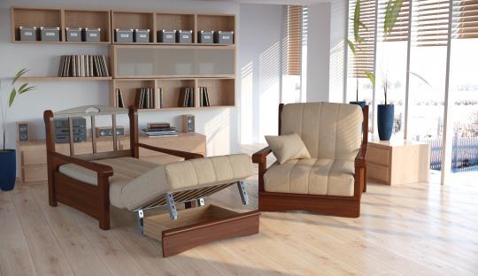 """Кресло-кровать """"Рея""""-1"""