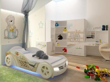 Мебель для детской Bears