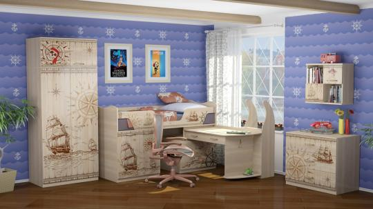 Мебель для детской Квест-1