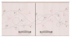 Антресоль к шкафу для одежды Принцесса 02