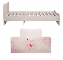Кровать на 900 (комплектация 2) Принцесса 05