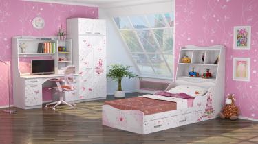 Мебель для детской Принцесса