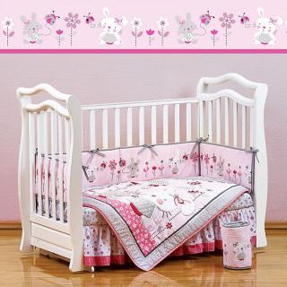 Комплект BONNY BUNNY (для кроватей 120*60) 7 предметов