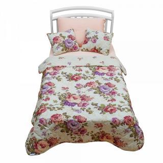 Покрывало с подушками Rose kids