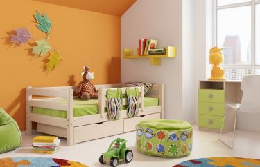 Кровать Соня вариант 4