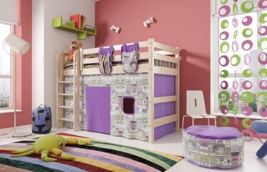 Кровать Соня вариант 5