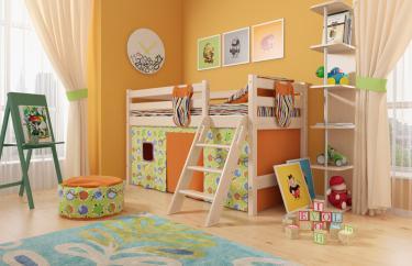 Кровать Соня вариант 12