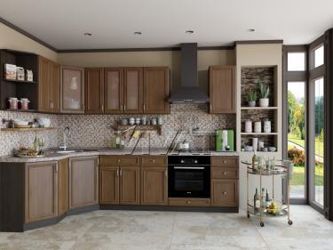 Кухня Шале-02