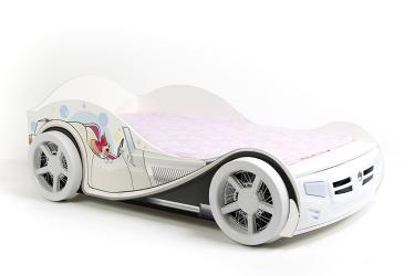 Кровать-машина ML-1000-160/ML-1000-190 Molly