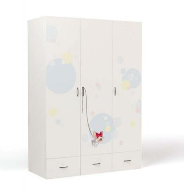 Шкаф 3-х дверный ML-1008 Molly