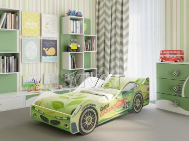 Кровать-машина Вираж