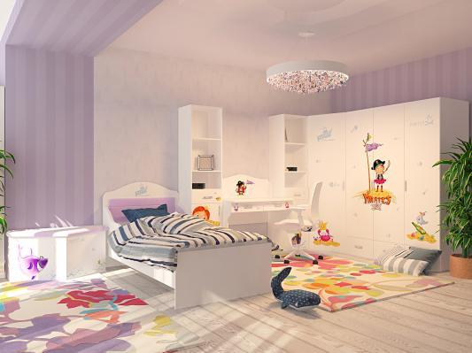 Мебель для детской Pirates (Пиратка)