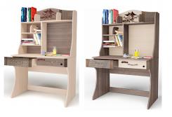Стол с надстройкой Pirat комбинированный
