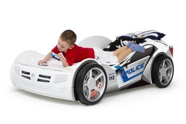Кровать-машина Police (PC-1000-160/PC-1000-190 )