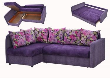 Угловой диван Берлингтон (6 подушек)