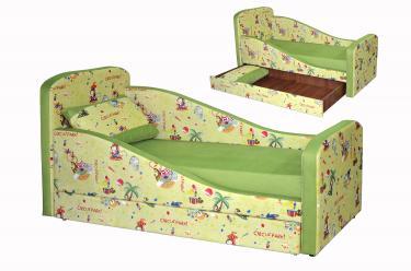 Детский диван-кровать Микка