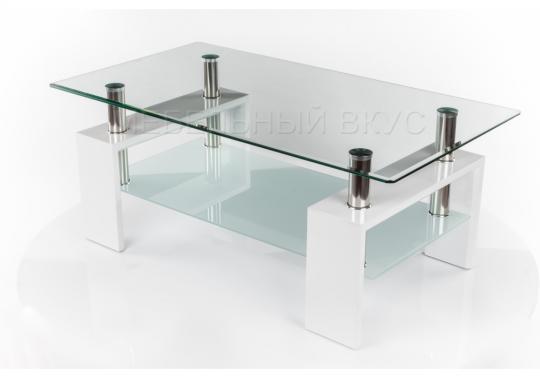 Журнальный стол CT-52 белый лак