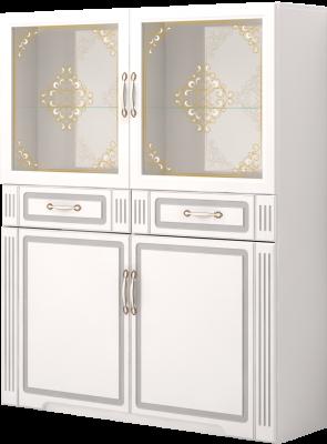 Шкаф комбинированный Виктория 39