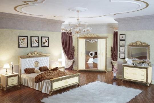 Спальня Версаль (слоновая кость) вариант 1